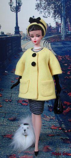 Silkstone Doll Dulcissima