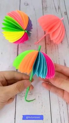 Diy Crafts Hacks, Diy Crafts For Gifts, Diy Arts And Crafts, Creative Crafts, Handmade Crafts, Quick Crafts, Paper Crafts Origami, Paper Crafts For Kids, Preschool Crafts
