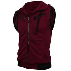 Mens Mock Neck Sleeveless Two Pockets Zip Up Casual Hoodie Vest Allegra K,http://www.amazon.com/dp/B00IR54Z9M/ref=cm_sw_r_pi_dp_z--Gtb10GEJY2SE9