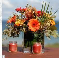 oriental faux flower arrangements images - Google Search