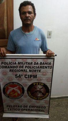 NONATO NOTÍCIAS: Policiais da 54ª  CIPM apreende Homem com veículo ...
