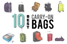 10 Best Carry-On Bags for Every Traveler