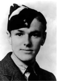 AUG 12 1943 Flight Sergeant Aaron dies saving his crew Flight Sergeant Arthur Louis AARON VC