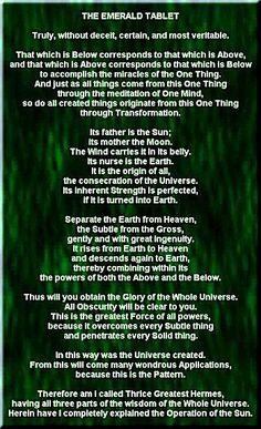 Isaac Newton's Translation of The Emerald Tablet – Esoteric Online Emerald Tablets Of Thoth, Isaac Newton, Spiritus, Ancient Mysteries, Ancient Aliens, Ancient Egypt, Deceit, Book Of Shadows, Spiritual Awakening