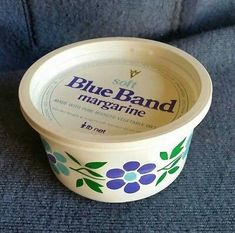 Blue Band Margarine , perfect for making fairy cakes! 1980s Childhood, My Childhood Memories, Great Memories, The Good Old Days, Those Were The Days, Retro Recipes, My Memory, Old Toys, Blue Band