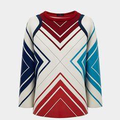 Reverse Diamonds Sweatshirt