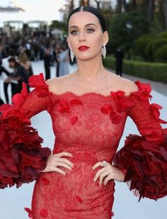 Katy Perry is doing her part to support women..