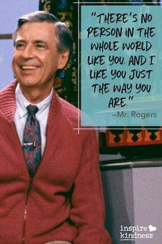 I sure wish you guys thought of me that way! We definitely need more people like him in our world today! And if he were to tell me that in person, I'd probably feel ecstatic. Great Quotes, Me Quotes, Inspirational Quotes, Cherish Quotes, Music Quotes, Wisdom Quotes, The Way You Are, That Way, Neighbor Quotes