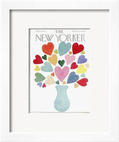 The New Yorker Cover - February 10, 1973 - Art.com - $249.99 - domino.com
