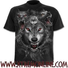 Camiseta Wolf Triad / XT3332