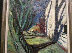 Alida Pott (1888–1931) Stilistisch ging Alida Pott binnen De Ploeg haar eigen weg. Ze liet de moderne tendensen in haar werk toe, nog voordat anderen het expressionisme of constructivisme hadden ontdekt. Bij de start van de vereniging in 1918 had ze al een persoonlijke stijl die ze niet zou inruilen voor één van de richtingen waarmee de kunstkring bekend werd.