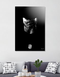 Discover «Daredevil», Exclusive Edition Acrylic Glass Print by Paola Morpheus - From 80€ - Curioos