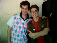 Nicolas y Facundo
