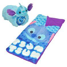 Disney Tsum Tsum Stitch Pillow With Sleeping Bag Nap Mat, Blue Lelo And Stitch, Lilo Y Stitch, Disney Stitch, Stitch 2, Stitch Tsum Tsum, Tsumtsum, Pikachu, Disney Tsum Tsum, Cactus Decor
