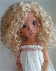 Laryssa tan by Kaye Wiggs - MSD Resin BJD Doll  - FULLSET!