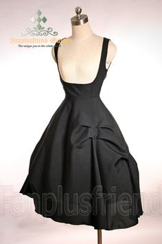 Gothic Lolita Bias Pleated Dress/JSK*Instant Shipping