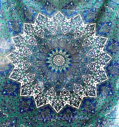 twin indian cotton psychedelic star mandala tapestry wall hanging hippie bedding throw bedspread bohemian boho ethnic decor art