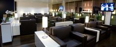 The superb Dnata Skyview Lounge at Switzerland Geneva - Cointrin Main Terminal