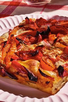 NYT Cooking: In order to bring out all their flavor and sweetness, you must sauté bell peppers before putting them on this variation of the Pittsburgh-based baker and cook Rick Easton's pizza