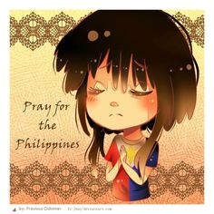 Pray for the #Philippines.