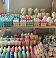 Cute Candles, Best Candles, My New Room, My Room, Minimalist Candles, Cute Living Room, Pastel Room, Cute Room Decor, Home Room Design