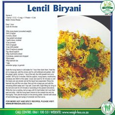 Vegetarian Recipes Tofu, Healthy Eating Recipes, Curry Recipes, Healthy Drinks, Cooking Recipes, Healthy Meals, Delicious Recipes, Yummy Food, Veg Protein