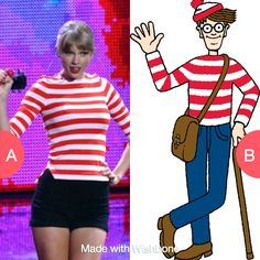 Who wore it better? Click here to vote @ http://getwishboneapp.com/share/496257