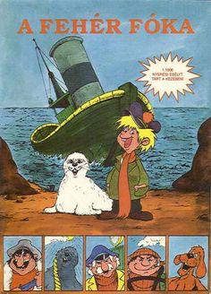 A fehér fóka 1986
