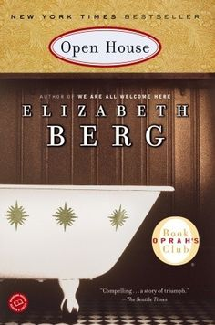 Open House by Elizabeth Berg.  Samantha is abandoned by her husband in the opening pages of this three-handkerchief special, and the resultant tremors keep her off-balance for most of the novel. There are practical problems aplenty, of course, including a shortage of money and an 11-year-old son to raise.