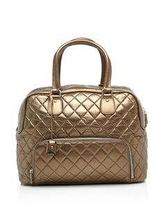 CHANEL ~ Women's NY/Paris Collection Oversized Weekender Bag