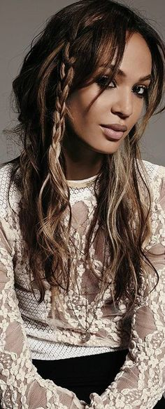 Joan Smalls for Free People | LBV ♥