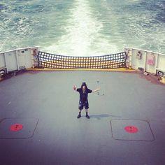 Taken the boat out today! #minneapolis #TwinCities #Fargo #Chicago #Philadelphia #NYC #LosAngeles #Hollywood MayorOfMinneapolis.com