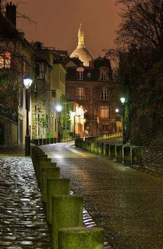 Monmartre, Paris