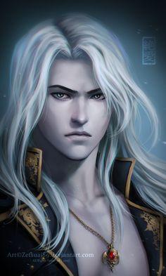 Vampire by Zetsuai89.deviantart.com on @DeviantArt