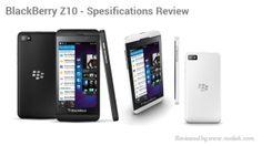 review BlackBerry Z10