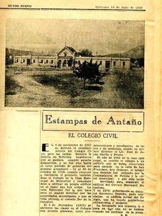 El Colegio Clvil, Monterrey N.L.