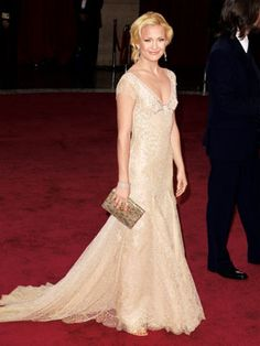 10 Best Oscar Dresses - Kate Hudson in Atelier Versace from #InStyle