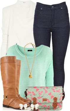 """O2 . 18 . 2O13"" by schwagger ❤ liked on Polyvore"