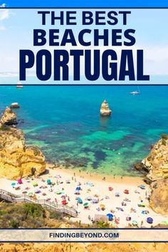 Best Beaches In Portugal, Visit Portugal, Portugal Travel, World Most Beautiful Place, Most Beautiful Beaches, Beautiful Places, Destin Beach, Beach Trip, Beach Travel
