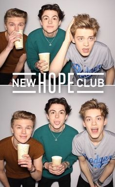 Blake Richardson, Reece Bibby and George Smith of the band 'New Hope Club' backstage at a fan concert and meet & greet at Buffalo Wild Wings Times Square on August 2017 in New York City. New Hope Club, A New Hope, Blake Richardson, Reece Bibby, Music Is My Escape, British Boys, The Vamps, Good Looking Men, To My Future Husband