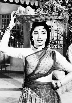 Sadhana in Man Mauji 1962 Indian Bollywood Actress, Beautiful Bollywood Actress, Indian Film Actress, Bollywood Fashion, Beautiful Actresses, Indian Actresses, Old Celebrities, Indian Celebrities, Bollywood Celebrities