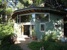 510sq.ft. passive solar cottage.