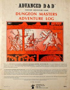 The product is absolute nonsense, a flagrant money-grab; the illustration, however, is a definitive representation of the dungeon crawl. The main figures prepare to battle in three dimensions, whil…
