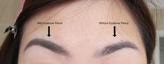 Locate the best eyebrow gel, pencil, powder, filler and brow make-up. How To Make Eyebrows, Filling In Eyebrows, Perfect Eyebrows, Dark Eyebrows, Shape Eyebrows, Eyebrow Shapes, Simple Eye Makeup, Makeup For Green Eyes, Names
