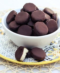 Frozen Chocolate-Covered Bananas #glutenfree #vegan