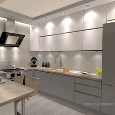 21 Modern Kitchen Area Suggestions Every House Prepare Needs to See Small Kitchen 21 Kitchen Room Design, Luxury Kitchen Design, Kitchen Cabinet Design, Home Decor Kitchen, Interior Design Kitchen, Home Kitchens, Home Interior, Modern Kitchen Interiors, Modern Kitchen Cabinets