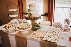 mesa de dulces matrimonio - Buscar con Google