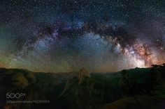Brombie Stunning night sky over Glacier Point in Yosemite. A classic shot that I just had to take. All credit goes to other photographers who inspired me to do it. Camera: Canon EOS 6D Shutter Speed: 238sec ISO/Film: 1600 Image credit: http://ift.tt/29sQlLb Visit http://ift.tt/1qPHad3 and read how to see the #MilkyWay #Galaxy #Stars #Nightscape #Astrophotography
