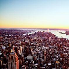 New York City Feelings - Manhattan by @doctorellis | @flynyon @nyonair