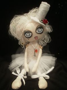 Berenice by Lesley Jane Dolls...how do you choose a fave!!